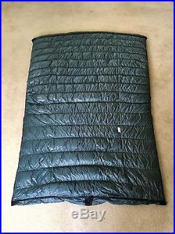 Katabatic Gear Flex 30 Down Quilt Long Wide