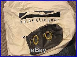 Katabatic Gear Palisade 30deg 6 900fp Goose Down