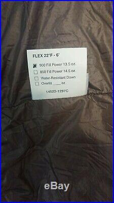 Katabatic flex 22 ultralight down quilt