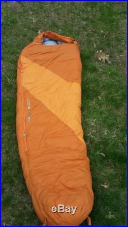 Kelly ignite 7 Degree Drydown sleeping bag