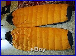 Kelty 25 Deg Down Sleeping Bag (Quantity 2)