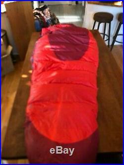 Kelty Cosmic 0 Degree Dri-down Sleeping Bag, Regular Length, NWT, MSRP $289