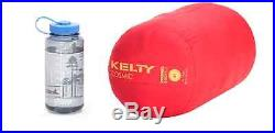 Kelty Cosmic Down 0 degree sleeping bag 550 fill Regular length