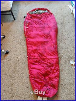 Kelty Cosmic Down 20F Degree Men's Long Ultralight Sleeping Bag