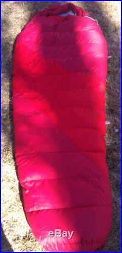 Kelty Ignite Dridown 15 Deg. Down Sleeping Bag Regular Size