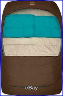 Kelty TruComfort Doublewide Tru Comfort Double Sleeping Bag 20 Free Ship NEW