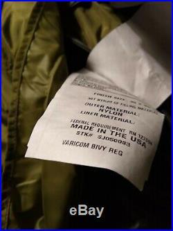 Kelty VariCom Gamma sleeping bag and bivy with sacks Never Used