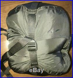 Kelty Varicom Gamma 0 Deg Reg Sleeping Bag Tactical US Military ISSUE USGI EXC