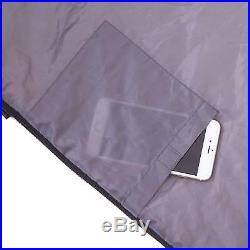 KingCamp 3 Season 17.6 F Wearable Standing Sleeping Bag ADULT LARGE