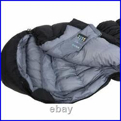 Klymit 0 degree Synthetic Sleeping Bag 4-Season, Great for Cold Weather