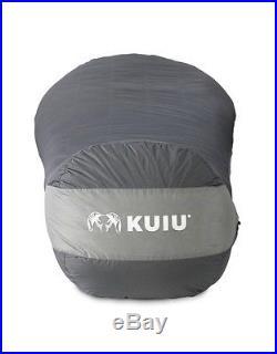 Kuiu Super Down Sleeping Bag 15 Degree High Country Deer Hunting