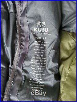Kuiu Super Down Sleeping Bag 30° Ultralight Hunting Camping