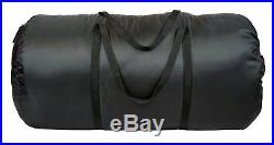 Ledge Sports Alaska +0 F Degree King Size Double Wide Sleeping Bag 96 X 72