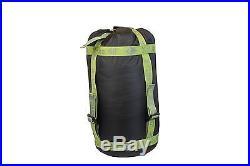 Ledge Sports X-Lite +40 super light oversized mummy sleeping bag