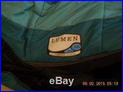 Lumen 25 degree REI Sleeping bag