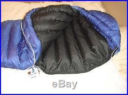 MARMOT HELIUM 15 DOWN SLEEPING BAG NWT 6'0 LZ 850 FILL POWER