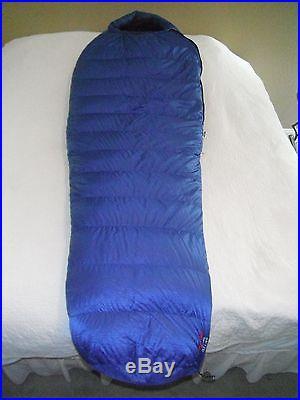 MARMOT HELIUM 15 SLEEPING BAG ULTRALITE