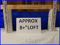 MARMOT KESTREL BLUE -10°F 650 GOOSE DOWN LONG LZ SLEEPING BAG +2Pads