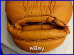 MARMOT LITHIUM PERTEX 0°F / -18°C 900 FP DOWN SLEEPING BAG +2Pads