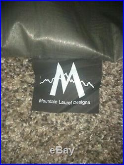 MLD FKT quilt large new never used mountain Laurel designs synthetic 16oz