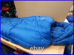 MOUNTAIN EQUIPMENT EVEREST DOWN SLEEPING BAG -40c