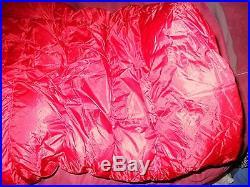 MOUNTAIN EQUIPMENT XERO 750 SLEEPING BAG