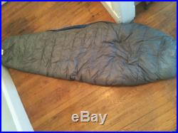 MOUNTAIN HARDWARE Phantom 32 Degree Ultralight 800 Down Sleeping Bag $410 New