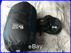 MOUNTAIN HARDWEAR Lamina 0F/-18C Unisex sleeping bag