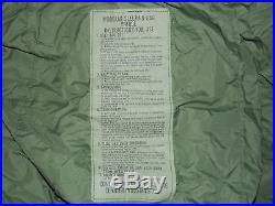 MSS Military Modular Sleep System Sleeping Bags VG