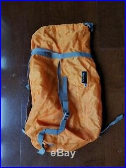 Marmot 0F sleeping bag Never Summer Membrain down, waterproof fabric, NWT