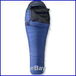 Marmot 15 Pinnacle Sleeping Bag 800 Fill Power Regular Blue