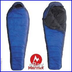 Marmot 20°F Sorcerer Sleeping Bag Mummy Hiking Camping Backpacking