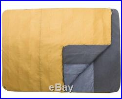 Marmot 2 Person Double Wide 30 Degree Sleeping Bag Converts To 2 Separate Bags