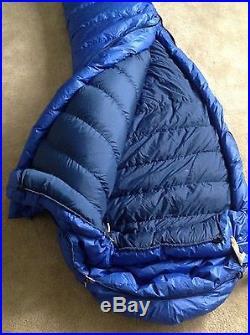 Marmot -30F Gore-Tex Mountaineering Goose Down Bag USA made