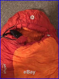 Marmot 800 Fill -20 Down Sleeping Bag
