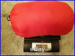 Marmot Aspen Ultralight 40 Degree Sleeping Bag Backpacking, Hiking, Camping