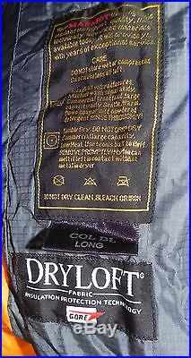 Marmot Col -20 Degree Down Winter Sleeping Bag