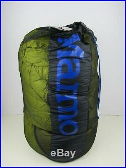 Marmot Col -20 Degree Sleeping Bag-Regular Left Zipper