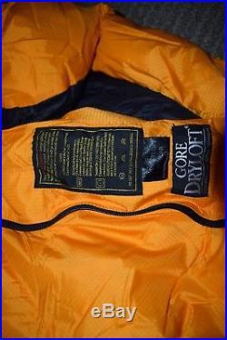 Marmot Col -20 Sleeping Bag, Size Regular, 775 Down Goose Fill, Used 2 Times