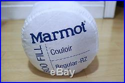 Marmot Couloir 0 Degree Down Sleeping Bag RZ(Regular)