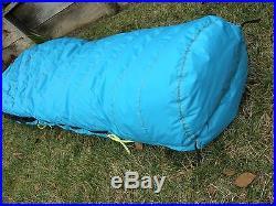 Marmot Gopher GTX Goretex Down Sleeping Bag -20 Degree Gore-Tex Vintage Colorado