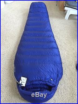 Marmot Helium NWT Down Sleeping Bag Long 15F