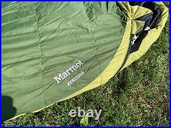 Marmot Kenosha 20F- 650 Fill Down sleeping bag Regular