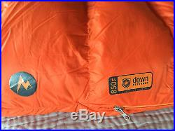 Marmot Lithium 0F Long Sleeping Bag (NEW)