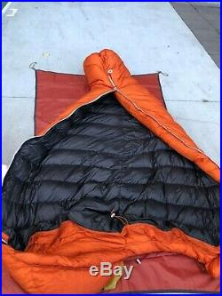 Marmot Lithium Membrane Sleeping Bag for Hiking, Climbing, Camping or Hunting