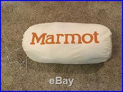 Marmot Lithium Sleeping Bag Size Regular
