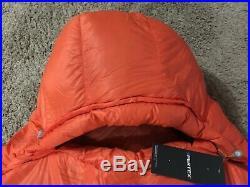 Marmot Lithium sleeping bag 800 down fill, 0 degree, Regular size, left zip