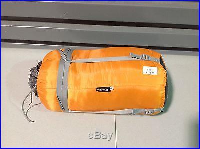 Marmot Mountain Trestles 0 Long Mummy Bag 6'6