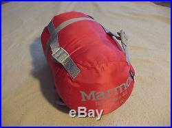 Marmot NanoWave 45 sleeping bag