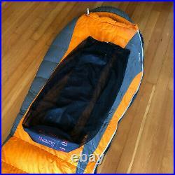 Marmot Never Summer 0 Degree Long Down Sleeping Bag Mummy Bag